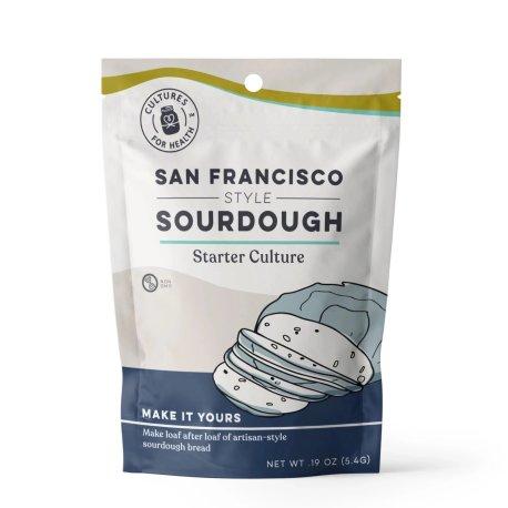 San Fransisco Sourdough Starter