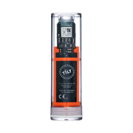 TILT Bluetooth Digital Hydrometer/Thermometer (ORANGE)