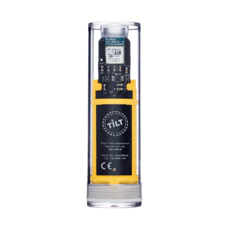 TILT Bluetooth Digital Hydrometer/Thermometer (YELLOW)