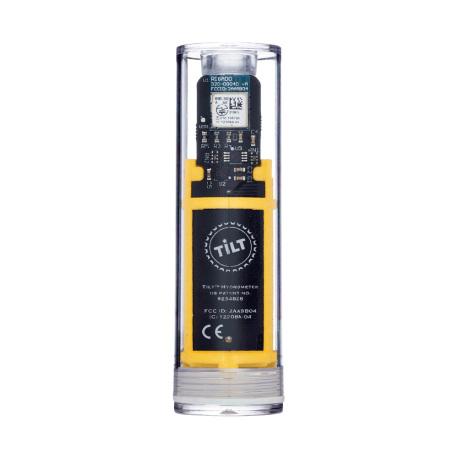 TILT Bluetooth Digital Hydrometer/Thermometer (YELLOW)