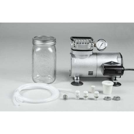 Vacuum Pump & Degassing Kit, Blichmann Engineering
