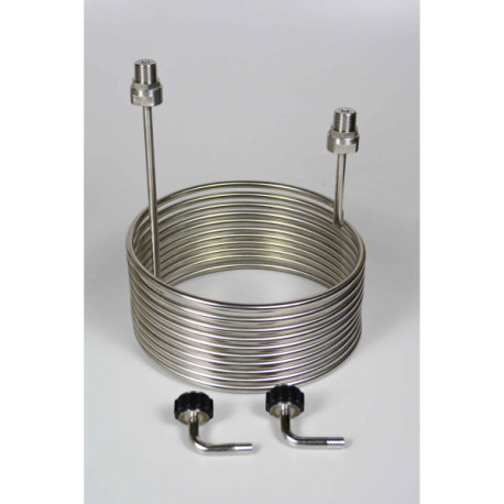 Stainless Steel Cooling Coil for 7 Gallon Fermenator by Blichmann Engineering