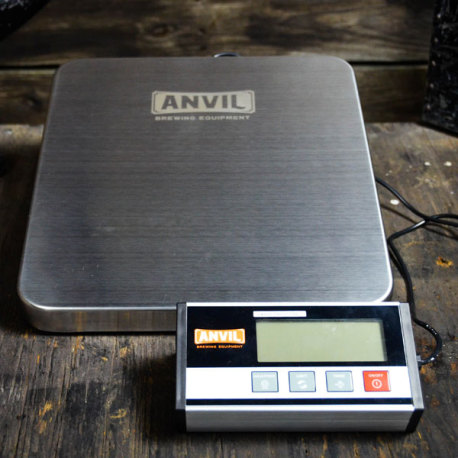 Anvil Large Grain Scale