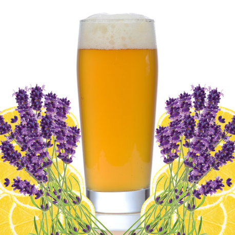 Hippie Farm Lemon Lavender Saison Extract Kit