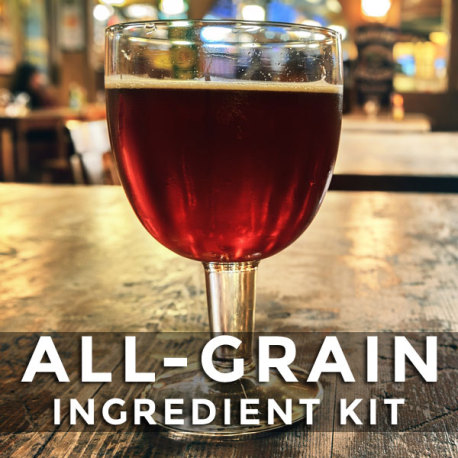 Belgian Dubbel All-Grain Kit