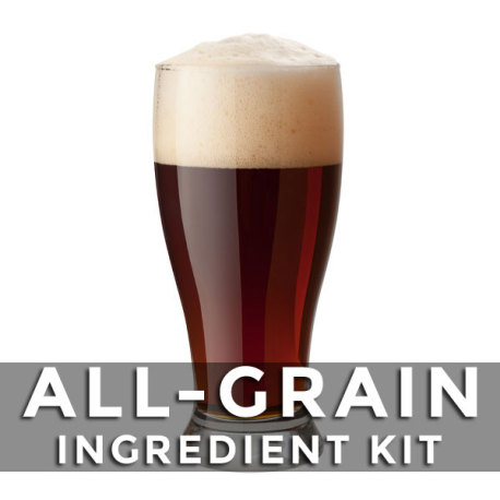 Savor the Flavor India Brown All-Grain Kit