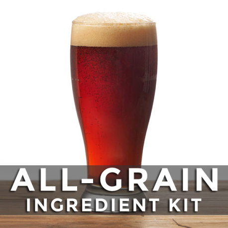 Ryerish Red Ale All-Grain Kit