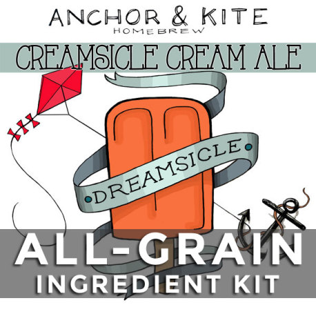 Dreamsicle Cream Ale All-Grain Kit