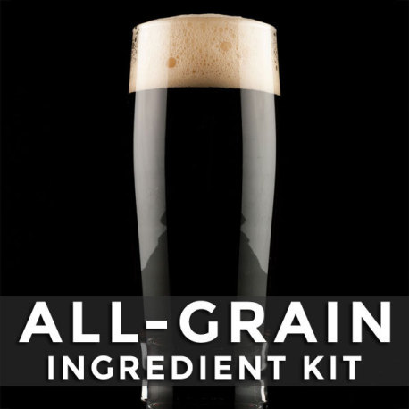 Devil May Cryo Black IPA - All Grain Kit