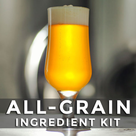 She's a Brut, Clark! Brut IPA All-Grain Kit