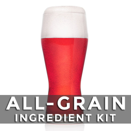 Hi-Razz Raspberry Hibiscus Saison Brewer's Reserve Beer Kit (All-Grain)