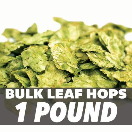 Chinook Leaf Hops - 1 lb.