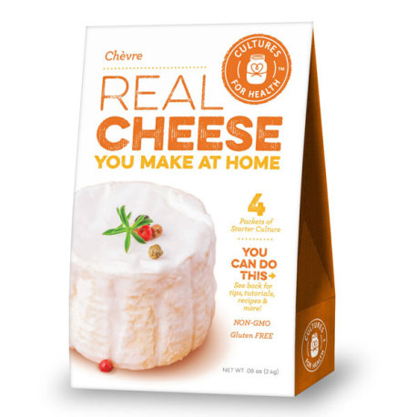 Chevre Direct Set Culture - 4 Packets