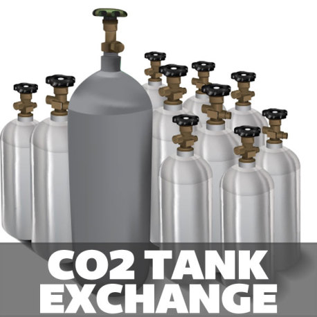 CO2 Tank Exchange Central Indiana