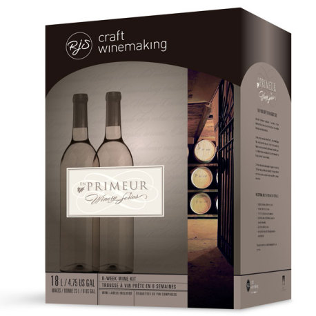 Italian Rosso Grande Eccelente - RJS En Primeur Winery Series