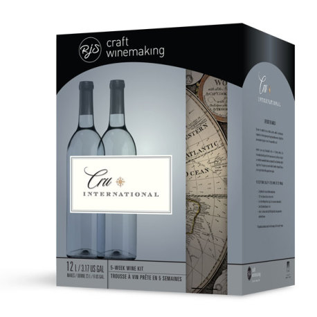 Argentina Malbec Syrah - RJS Cru International