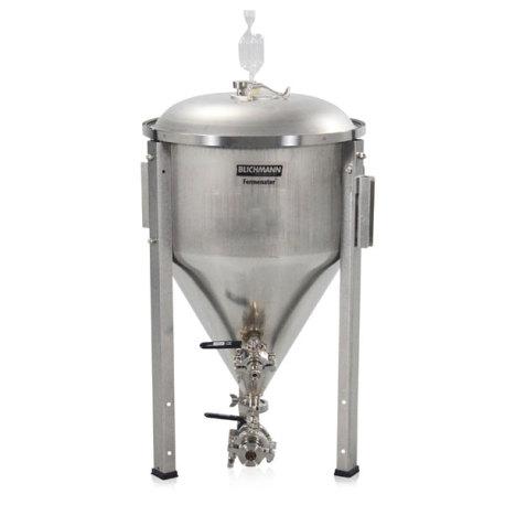 Blichmann 14 Gallon Conical Fermenator Tri-Clamp Fittings