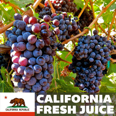 Cabernet Franc Fresh Juice, 6 gallons (California)