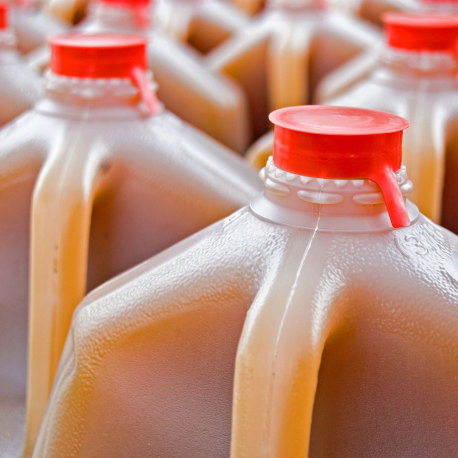 Fresh Apple Cider Late Fall Blend for Making Hard Cider - 1 Gallon