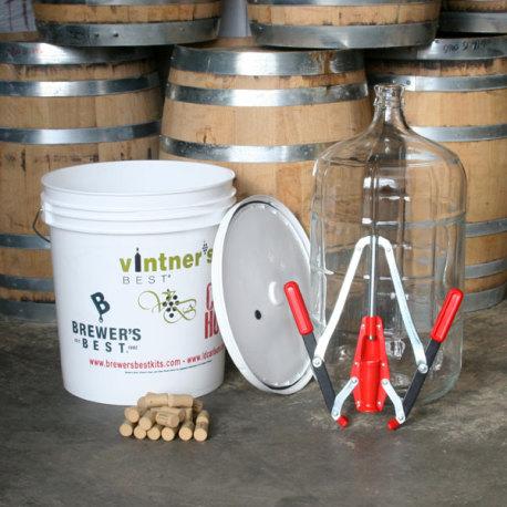 Brewer to Winemaker Equipment Upgrade Kit