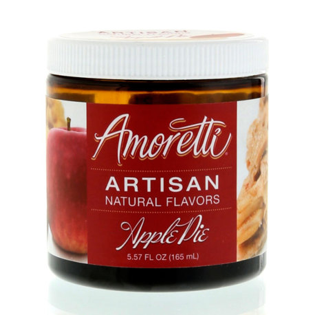 Amoretti Apple Pie Artisan Natural Flavoring, 8 oz.