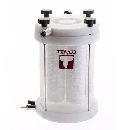 Enolmaster Tandem Professional Filter Housing w/Pyrex Vessel