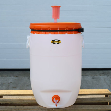 15.9 Gallon Speidel Plastic Fermenter (60L)