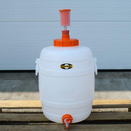 7.9 Gallon Speidel Plastic Fermenter (30L)