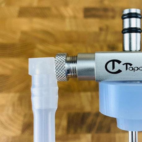 Tapcooler Pressure Relief Valve Drain Tube