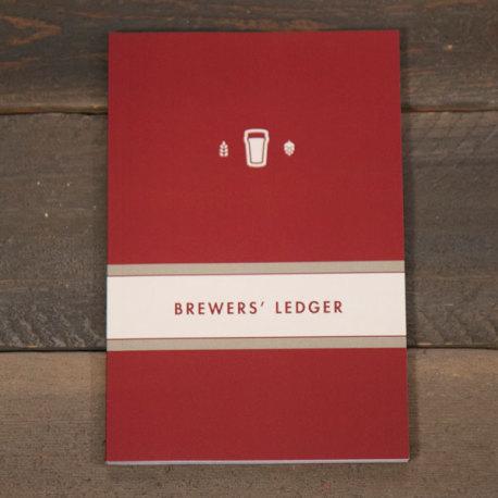 Brewers' Ledger Homebrew Notebook