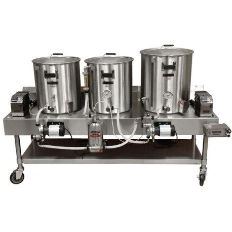 20 Gallon Blichmann Electric Pro Turnkey Brewing System