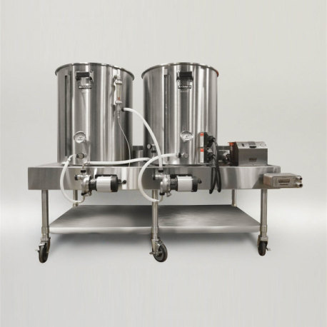 20 Gallon Blichmann Electric Horizontal BrewEasy Turnkey System
