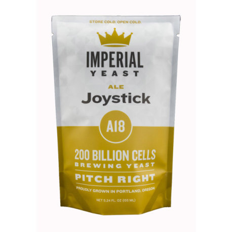 A18 Joystick - Imperial Organic Yeast