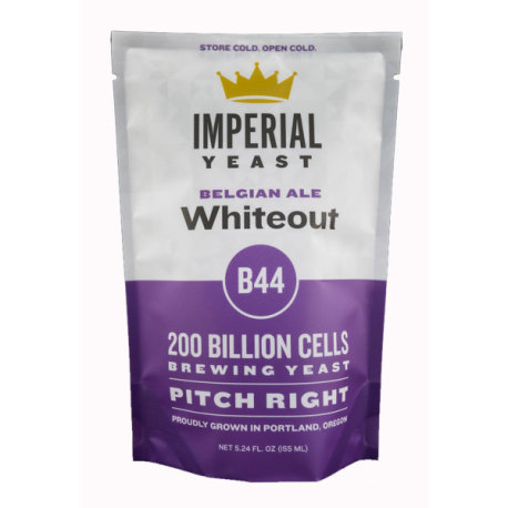 B44 - Whiteout - Imperial Organic Yeast