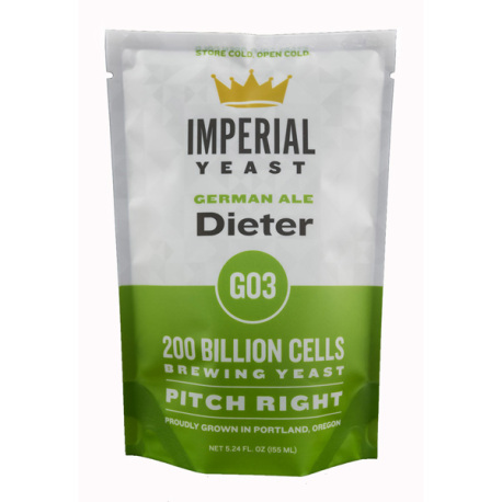 G03 Dieter - Imperial Organic Yeast
