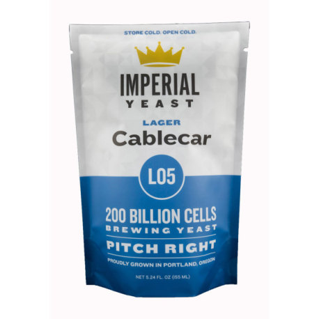 L05 Cablecar - Imperial Organic Yeast
