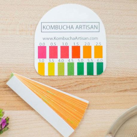 Kombucha pH Test Strips - 45 ct.
