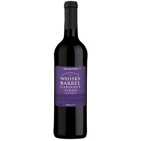 Whisky Barrel Cabernet-Syrah Blend Wine Kit by Winexpert Selection