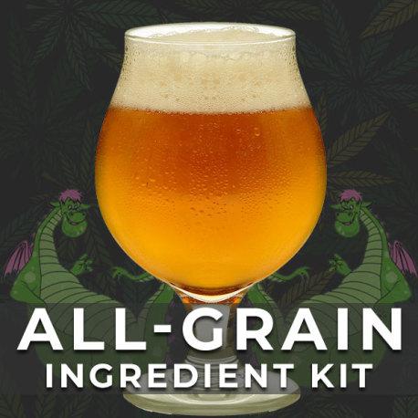 Magic Dragon West Coast IPA All-Grain Beer Kit
