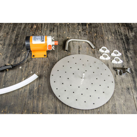 Anvil Recirculation Pump Kit for Foundry Brewing System