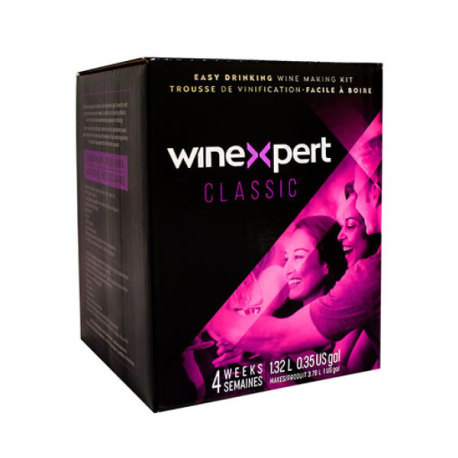 Chilean Cabernet Sauvignon 1 Gallon Small Batch Wine Ingredient Kit
