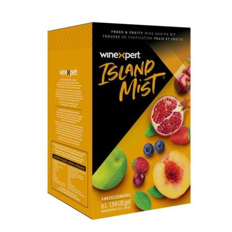 Strawberry Lychee Traminer Wine Kit - Winexpert Island Mist
