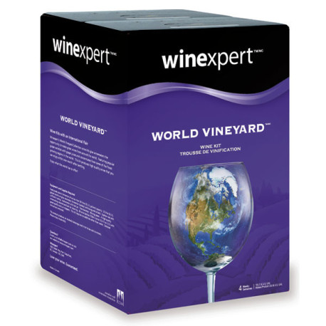Washington Riesling Wine Kit - Winexpert World Vineyard