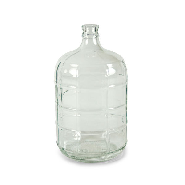 33570569514 3 Gallon Glass Carboy