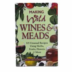 Making Wild Wines & Mead