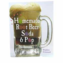 Homemade Root Beer Soda & Pop