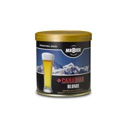Canadian Blonde, Mr. Beer