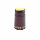 Burgundy w/grapes Shrink Caps, 30/bag