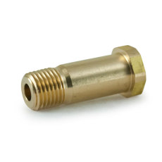 Brass Regulator Stem RHT