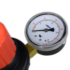 Taprite Dual Gauge Regulator Low Pressure Gauge
